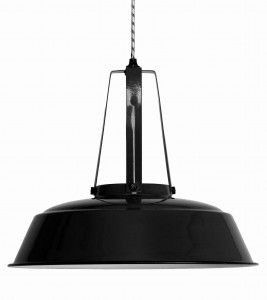 Lampa Workshop L HK Living, czarna
